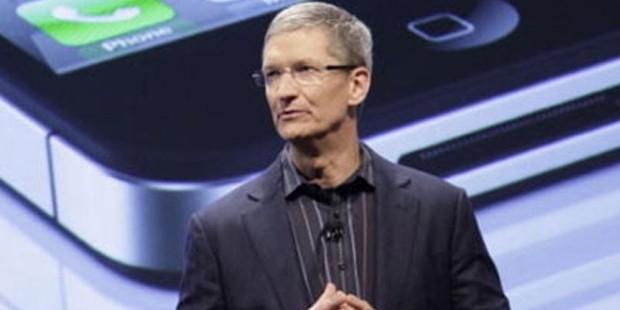 Apple CEO'su Tim Cook'tan Türkçe tweet: Dualarımız Türk halkı için