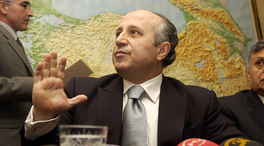 Yaşar Nuri Öztürk bugün toprağa verilecek
