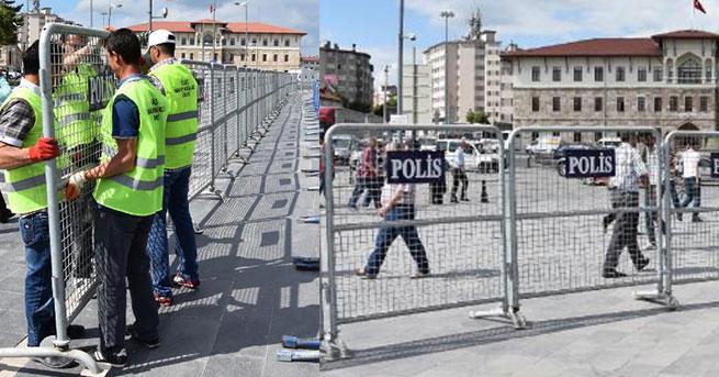 Sivas'ta '2 Temmuz' alarmı