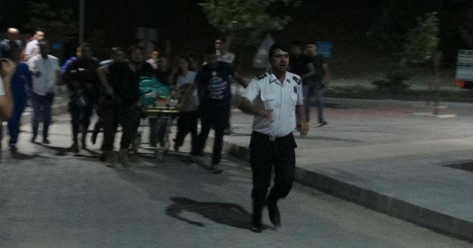Tunceli'de polis noktasına saldırı!.. 1 şehit, 2 yaralı!