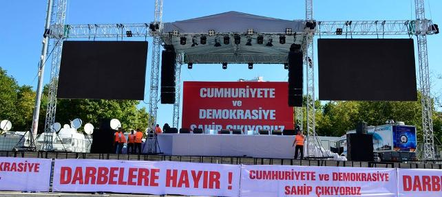 İşte CHP'nin mitingine katılan AKP'li isimler