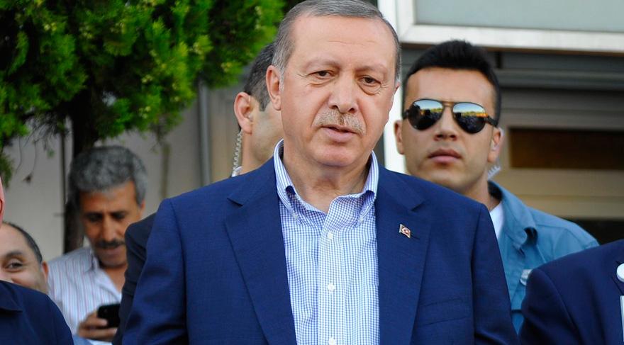 Erdoğan'dan, 'Davutoğlu, Gül ve Babacan' açıklaması: Allah aşkına…