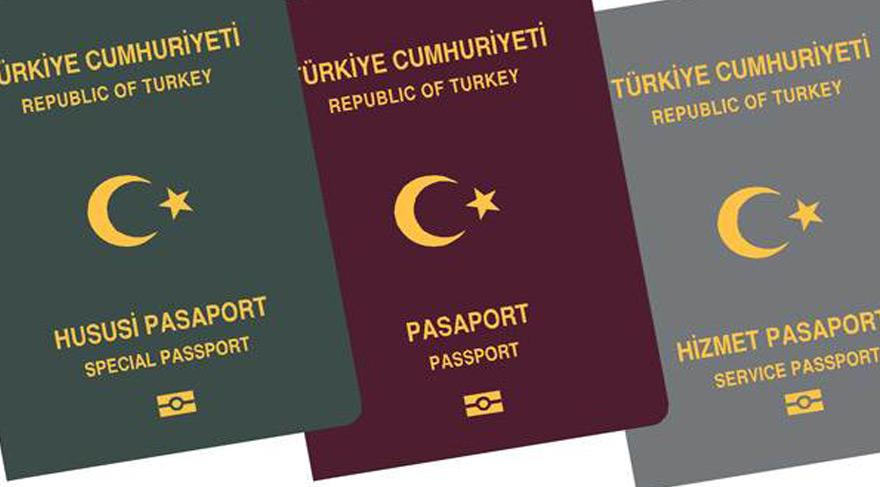 Bir gri pasaport skandalı daha!