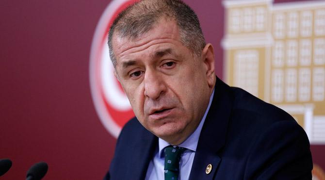 İYİ Partili Özdağ, Türk Ocakları'ndan istifa etti