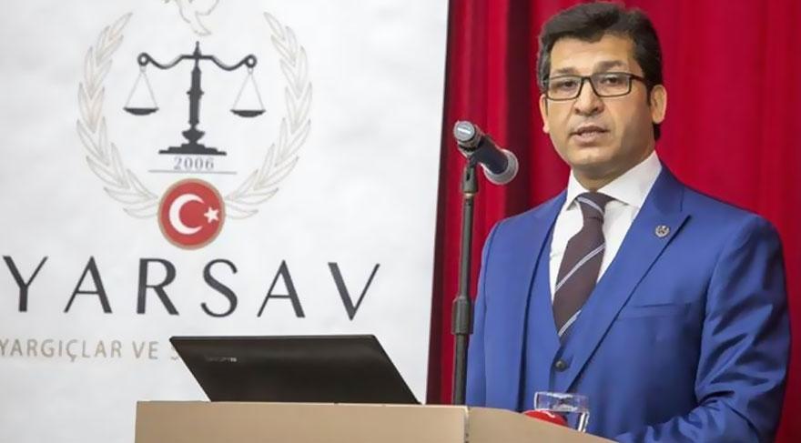 YARSAV Başkanı gözaltına alındı