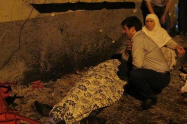 Gaziantep saldırısında patlatılan bombanın türü belli oldu
