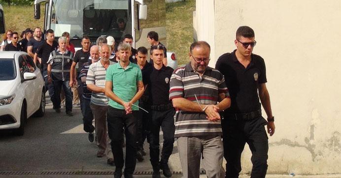 Gülen'in sağ kolu Cevdet Türkyolu'nun 12 akrabası adliyede