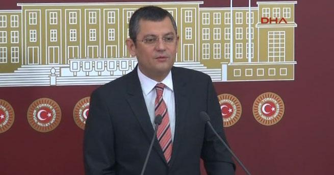 CHP'li Özel: Bir suikast girişimi hazırlığı olduğunu anlıyoruz