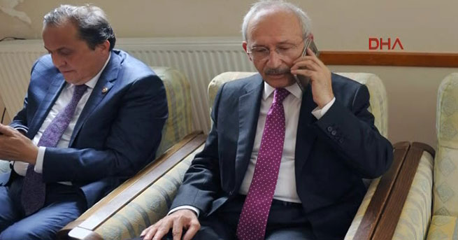 Siyasilerden, Kılıçdaroğlu'na 'Geçmiş olsun' mesajı