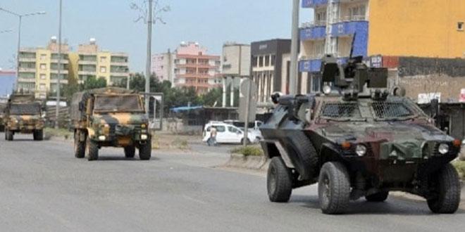 Tunceli Nazimiye'de sokağa çıkma yasağı