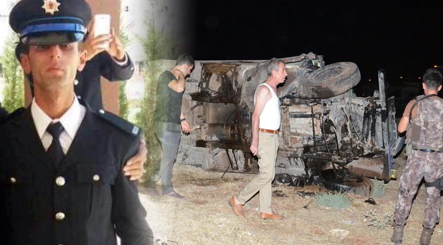Şehit polis 15 gün önce göreve başlamış