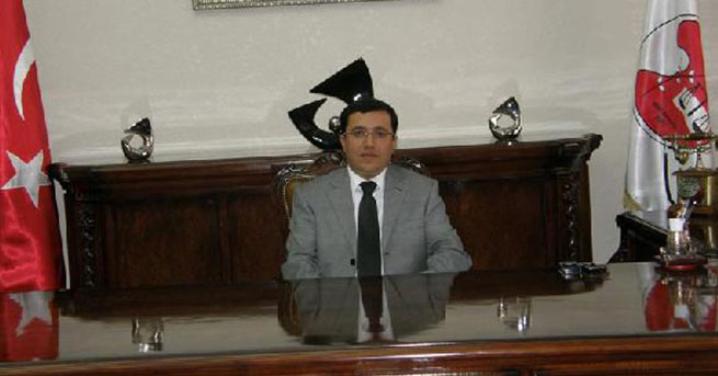 Baro Başkanı'nın evinde ve bürosunda FETÖ araması