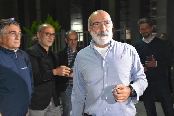 Ahmet Altan tutuklandı