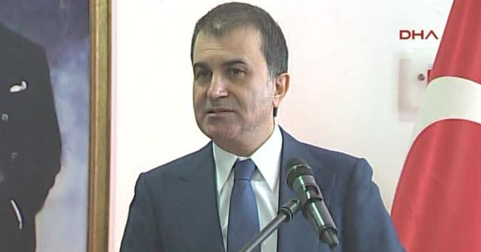 Bakan Çelik: Desteğin Türkiye'ye aktarılmasıyla ilgili…