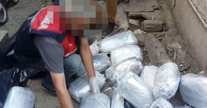 İstanbul'da milyonluk uyuşturucu operasyonu!