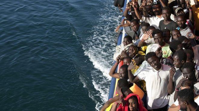 Mısır açıklarında göçmen teknesi faciası