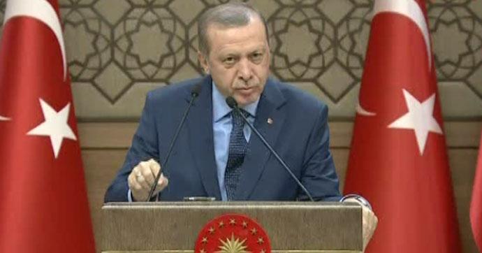 Erdoğan'dan çok sert 'Moody's' açıklaması!