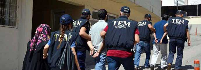 Eylem hazırlığında yakalanan IŞİD'li çiftten şaşırtan ifade