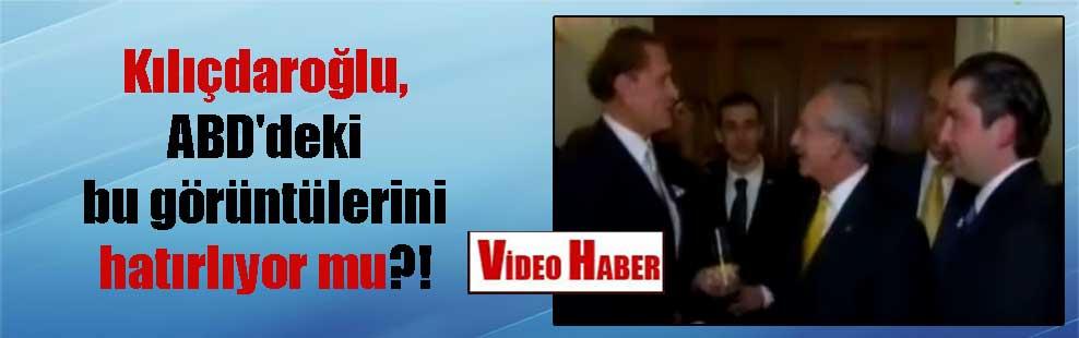 Kılıçdaroğlu, ABD'deki bu görüntülerini hatırlıyor mu?!