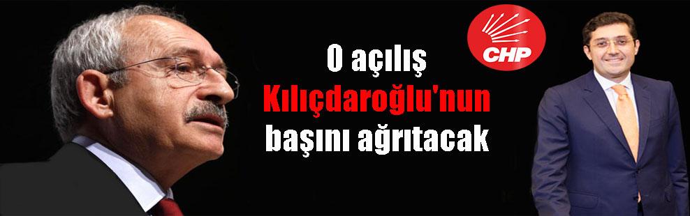 O açılış Kılıçdaroğlu'nun başını ağrıtacak