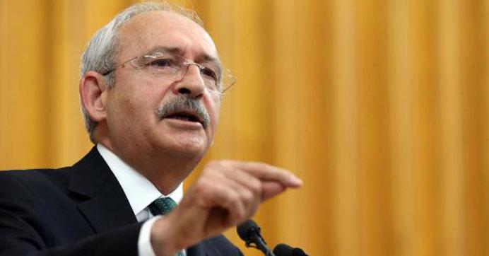 Kılıçdaroğlu: Bir kişi milli iradeyi temsil edemez, demokrasilerde böyle bir şey yoktur