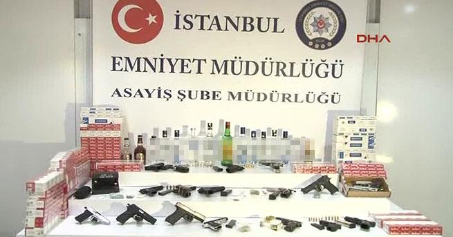 İstanbul'da ele geçirildi