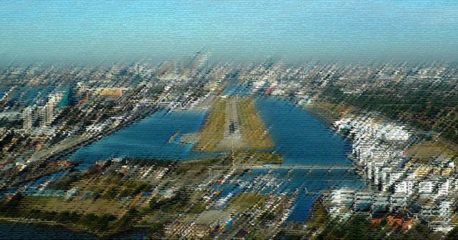 Londra'da havalimanı boşaltıldı
