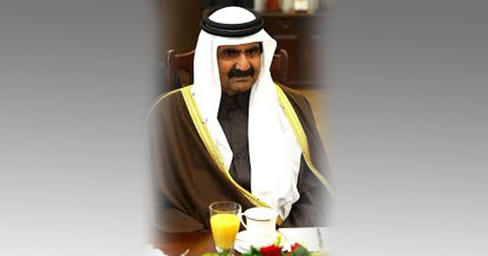 Katar'ın devrik emiri hayatını kaybetti