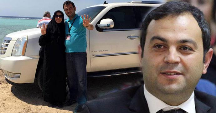 AK Partili Belediye Başkanı FETÖ'den tutuklandı!