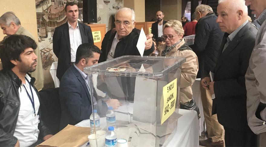 İstanbul Barosunda seçim yarışı