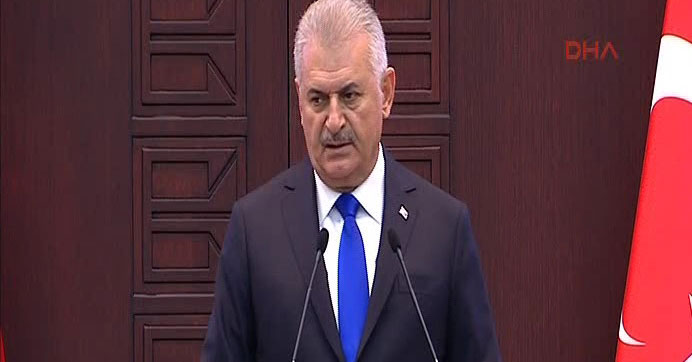 Başbakan Yıldırım: Irak bize laf edeceğine terör örgütü PKK'ya yataklık yapmasın