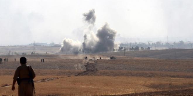 'Başika'da topçularla ve tanklarla destek veriyoruz'