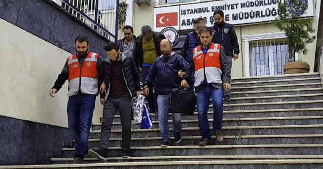 İstanbul'da büyük operasyon