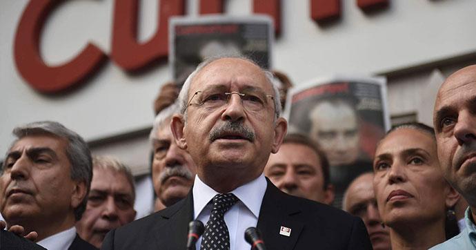 Kılıçdaroğlu: Yargı baskıya direnmelidir