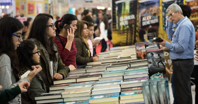 35. Uluslararası İstanbul Kitap Fuarı kapılarını açtı