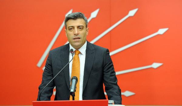 CHP'li Yılmaz: Hükümet Avrupa'dan bilerek, uzaklaşmak istiyor