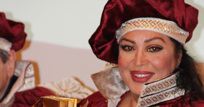 Şoray'a 'Avrasya Efsanesi' ödülü verildi