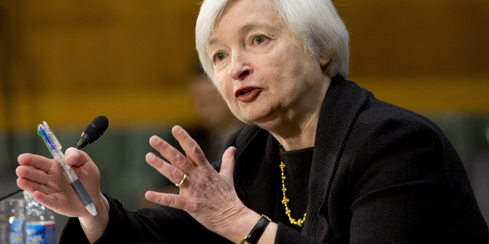 Eski Fed Başkanı Yellen, Biden'ın Hazine Bakanı olacak