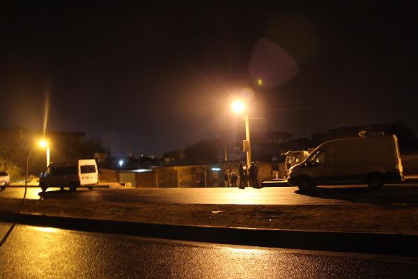 Viranşehir'de eve operasyon: 4 PKK'lı öldürüldü