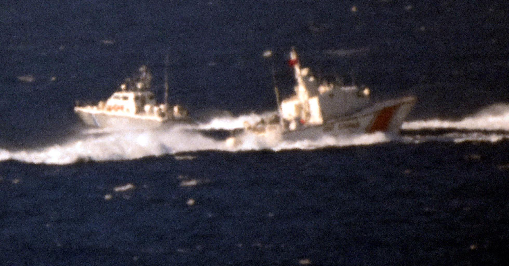 Sığınmacıları taşıyan bot battı!