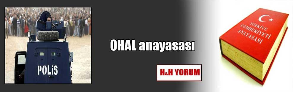 OHAL anayasası