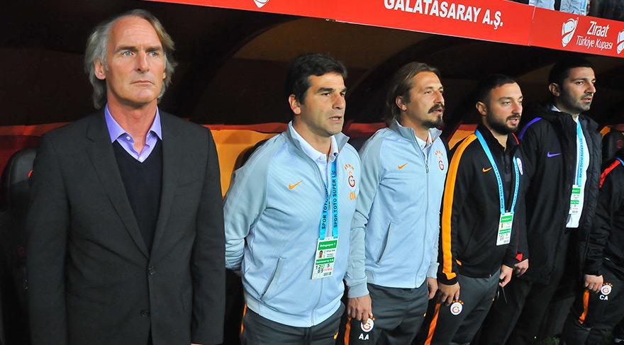 Orhan Atik'i Galatasaray'dan yıldızlar gönderdi