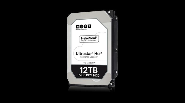 Western digital, 12TB ve 14TB hard disklerini duyurdu!