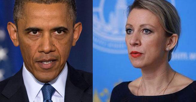 Obama'ya zehir zemberek sözler