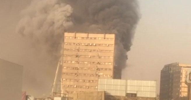Tahran'daki Türk Büyükelçiliği boşaltıldı