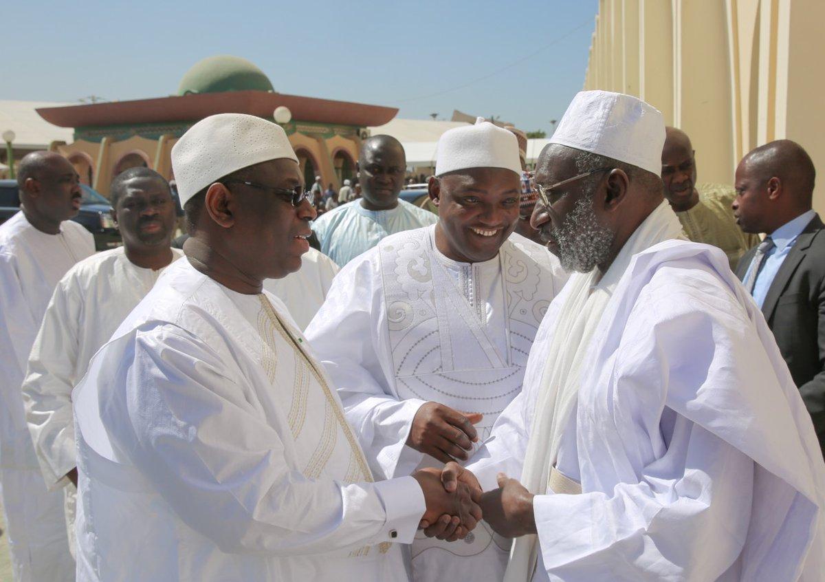 Gambiyalı lider koltuğu bıraktı