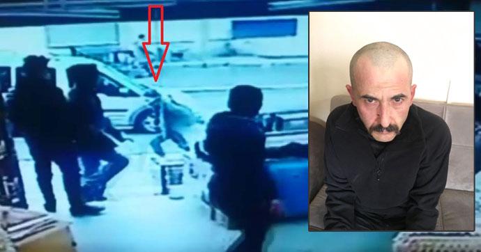 O terörist Tekirdağ'da yakalandı!