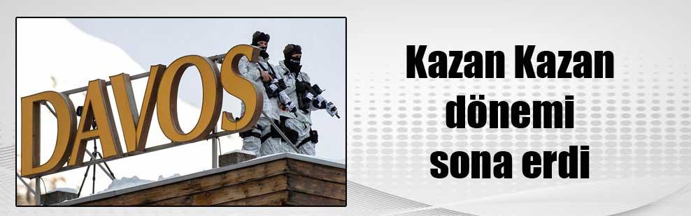 Kazan Kazan dönemi sona erdi