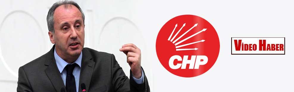 CHP'li İnce: Dünyayı itaat edenler değil, itiraz edenler değiştirir!