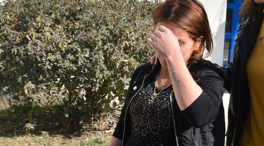 13 yaşındaki hırsızlık şüphelisi 6 aylık hamile